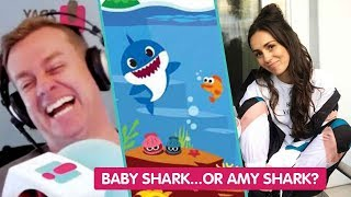 Grant's Wife Confuses Amy Shark With Baby Shark   2DayFM Breakfast