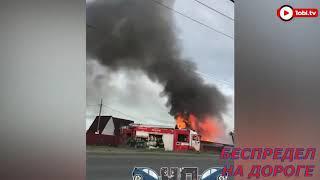 Беспредел на дороге: ДТП, аварии, хамы на дорогах Челябинска/часть 15