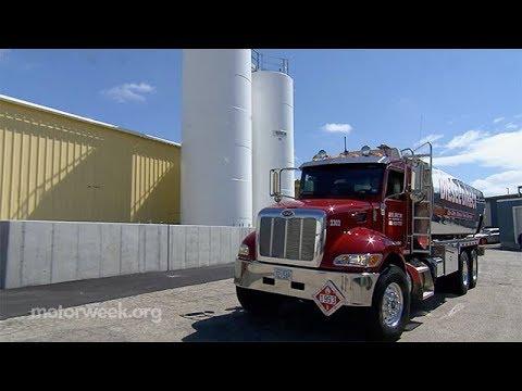 Cooking Oil Powers Biodiesel Vehicles in Rhode Island