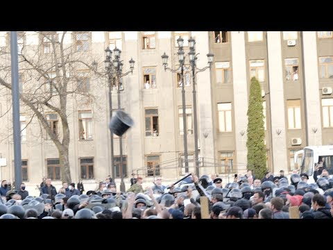 Народный сход во Владикавказе 20.04.20.Хроника событий / REFEED 21.04.20