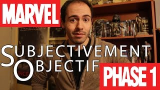 SO - Marvel : Phase 1 (Rétrospective)