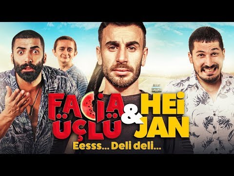 Heijan - Facia Üçlü ESS DELİ DELİ (Official Video)