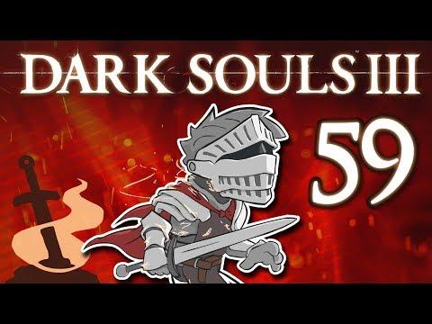 Dark Souls III - #59 - Father Ariandel & Friede - Side Quest