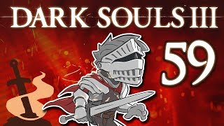 Dark Souls III - #59 - Father Ariandel & Friede - Side Quest