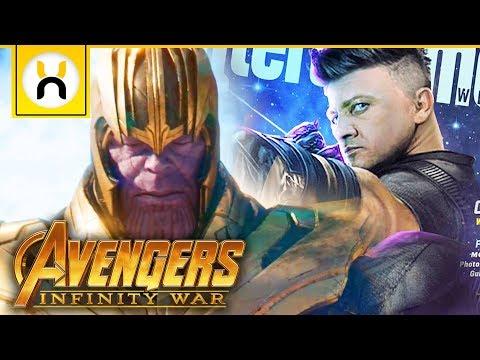 Hawkeye's Role In Avengers Infinity War Revealed