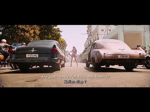 The Fast And Furious 8 - Part(1/12) Scene SUB INDO