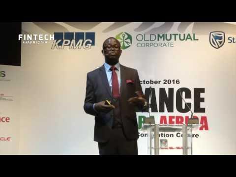 Finance Indaba Africa 2016: Badibanga Promesse, Regional Vice President Africa at CIMA
