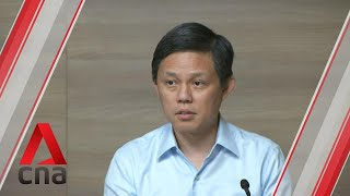 Wuhan Virus: Hoarding Of Face Masks 'not Appropriate', Says Chan Chun Sing