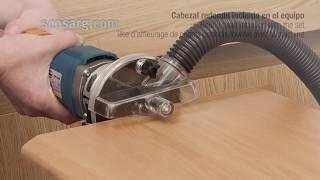Virutex FR256N Edge Trimmer | Scott+Sargeant Woodworking Machinery