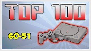 🥇TOP 100 MEJORES JUEGOS DE PS1 DE LA HISTORIA (60-51) para la Playstation classic mini (PSX)