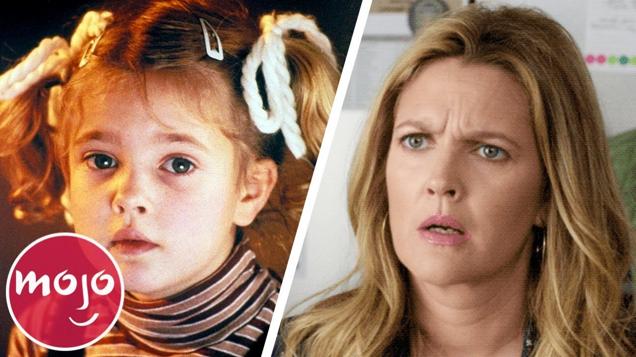 The Tragic Life Of Drew Barrymore Youtube