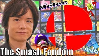 The Ever Growing Smash Fandom and Its Competitive Scene - The Fandom Files