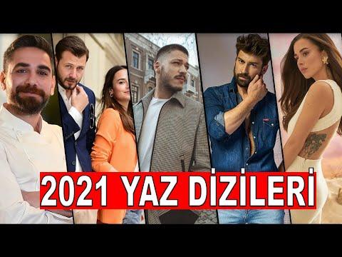 2021 YAZ DİZİLERİ (7 ROMANTİK KOMEDİ GELİYOR)