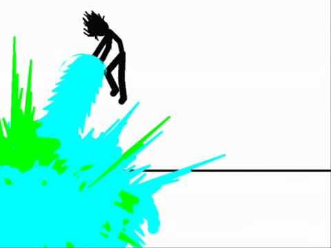 Dragon Ball Z Pivot Stick Fight Goku Vs Vegeta By