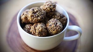 How to Make Chocolate Protein Balls | Healthy Snack Recipes | Allrecipes.com