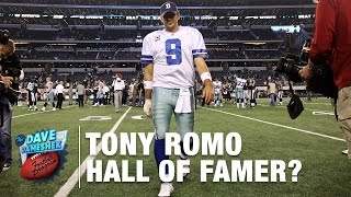 Debate: Is Tony Romo a Hall of Famer? | NFL | DDFP
