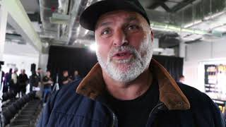 'BULLSH*T! - WE ARE NOT INTERESTED IN YOU TONY BELLEW! - WE DON'T NEED YOU' - BIG JOHN FURY RESPONDS