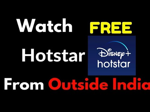 How To Watch HOTSTAR,VOOT Outside India *WITHOUT VPN* For Free| In 2020 IN PHONE| HOTSTAR ANYWHERE|