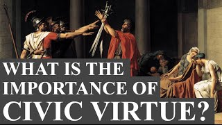 What is Civic Virtue?