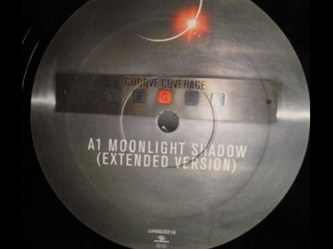 Groove Coverage - Moonlight Shadow (Extended Version) [Vinyl 2002]
