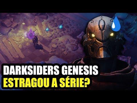 Darksiders Genesis vai estragar a série?