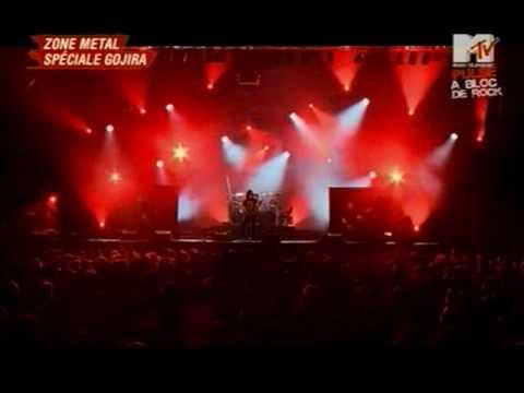 Gojira - Vacuity (Live at Garorock Festival 2009)