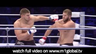 MARCIN TYBURA VS DENIS SMOLDAREV M-1 CHALLENGE 53 NOVEMBER 25 2014