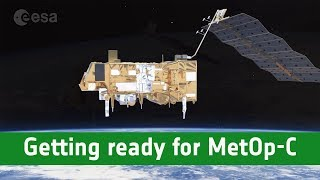 Getting ready for MetOp-C