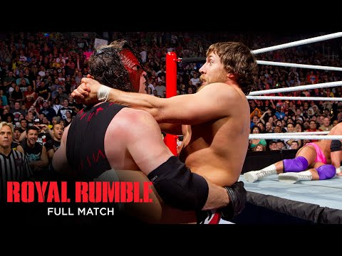 FULL MATCH - 2013 Royal Rumble Match: Royal Rumble 2013