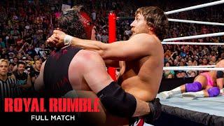 FULL MATCH - 2013 Royal Rumble Match: Royal Rumble 2013