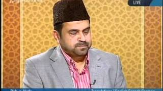 The Marriage of the Holy Prophet with Hadhrat Aisha (ra)-persented by khalid Qadiani.flv