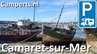 Camping Le Grand Large, Lambézen/Camaret-sur-Mer, Bretagne, Frankrijk (English subtitled)