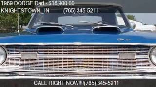1969 DODGE Dart GT for sale in KNIGHTSTOWN, IN 46148 at 500