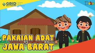 Pakaian Adat Jawa Barat - Seri Budaya Indonesia