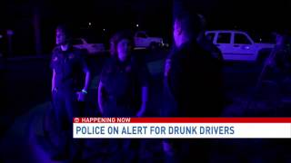 Montgomery County, Maryland State Police step up DUI patrols