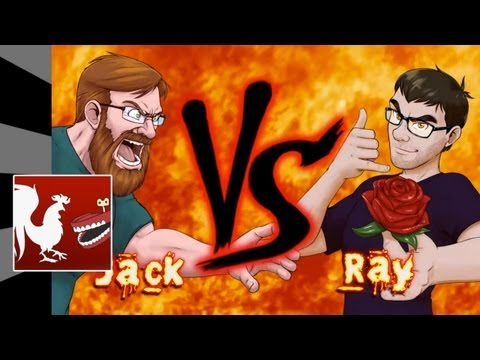 VS Episode 5: Ray Vs. Jack - Cartoon Network PTE XL | Rooster Teeth