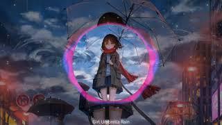 Unduh Avee Player Template Girl Umbrella Rain # 34