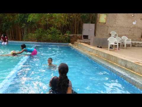 Swimming at Gruhantara in Bangalore by BrZee Team(3)