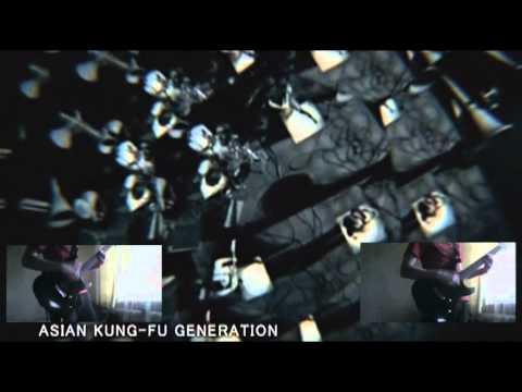asian kung fu generation natsusemi RAR headquarters