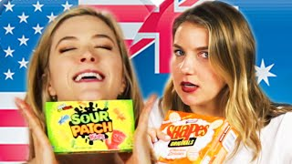 Download Americans & Australians Swap Snacks Mp3 and Videos