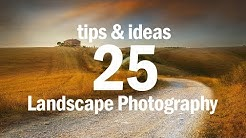 25 Tips & Photo Ideas for Landscape Photography