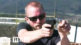 How a Hacker Fired a Locked Smart Gun Using Only Magnets | WIRED