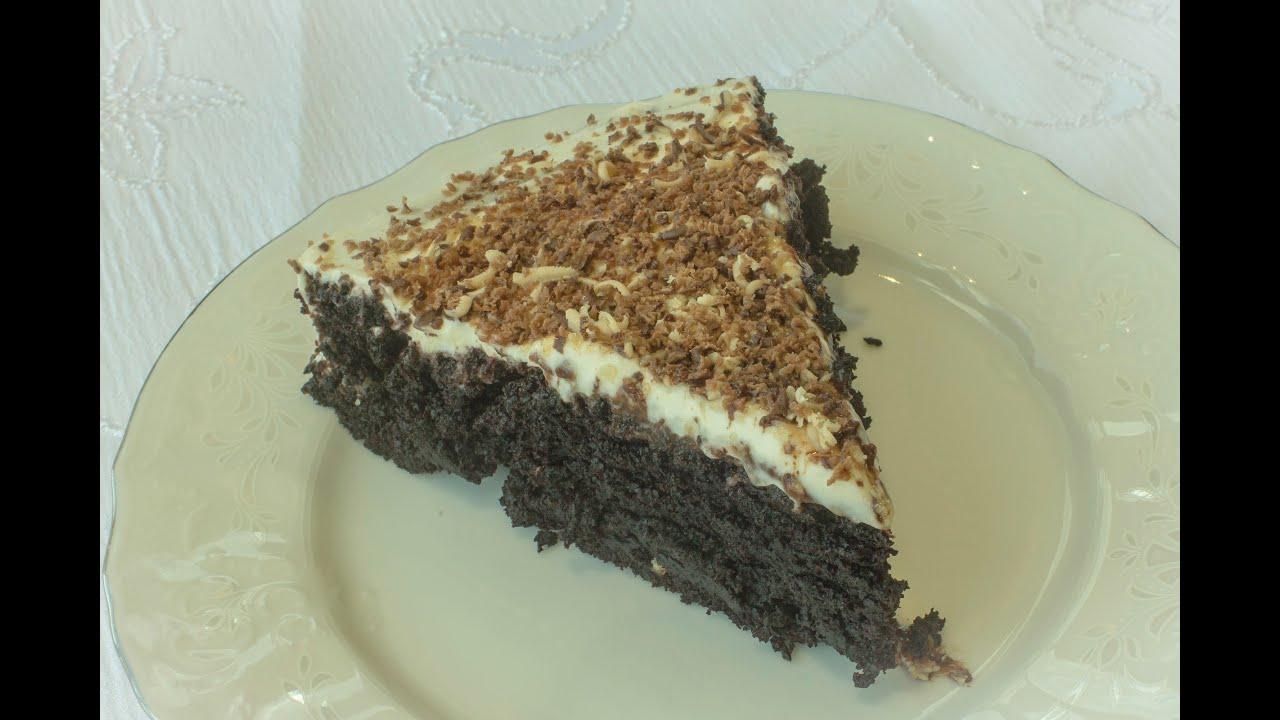 Торт дома быстро и вкусно