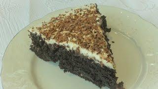 ***Рецепт шоколадного торта. // Быстро и вкусно готовим шоколадный торт дома.***(http://www.youtube.com/c/NikolaevichSAlexandrovnoy Рецепт шоколадного торта с видео инструкцией. Шоколадный торт приготовить..., 2015-05-26T02:19:36.000Z)