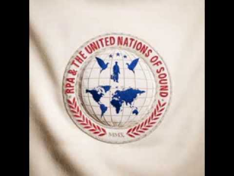 Richard Ashcroft & The United Nations Of Sound - Beatitudes