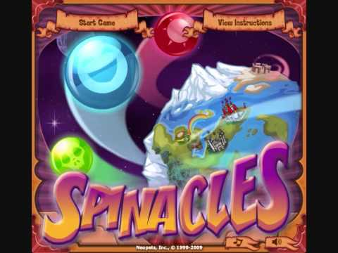 Neopets Music: Spinacles