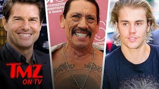 Danny Trejo Will Fight Bieber and Tom at The Same Time | TMZ TV