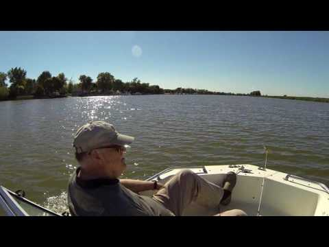 Fishing Trip To Port Maitland