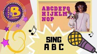 Kids Songs   ABC Song   Aunty B & Friends