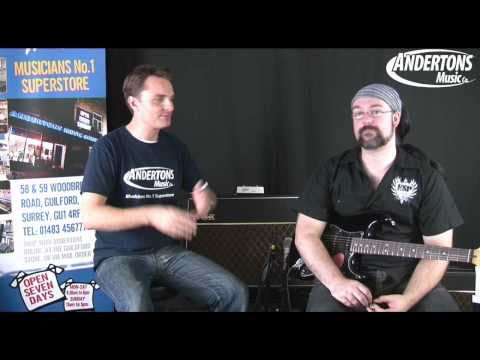Vox Amps Demo - AC30 and AC15 combos